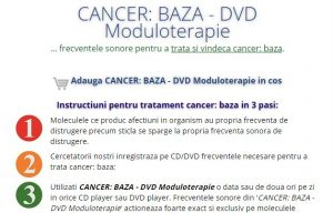 DVD Cancer BAZA